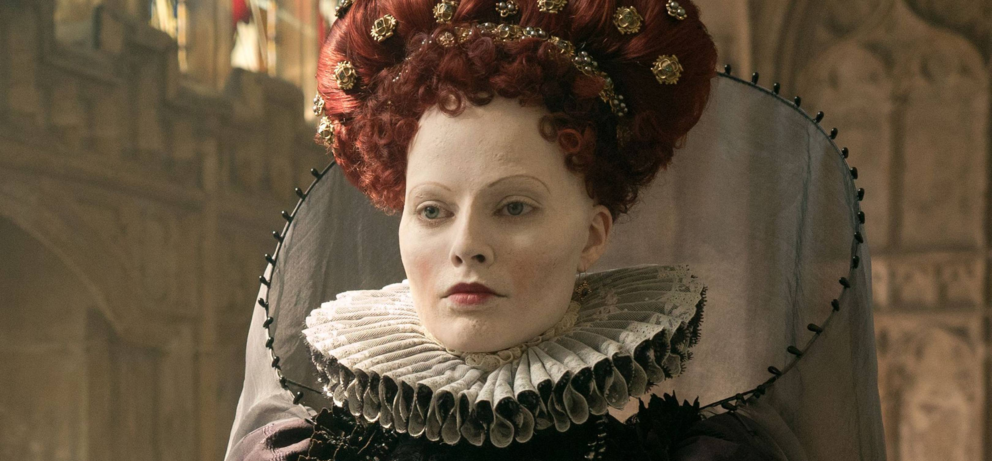 Mary Queen Of Scots Oscar Winning