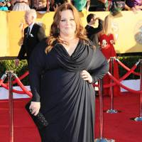 Melissa McCarthy at the SAGs 2012