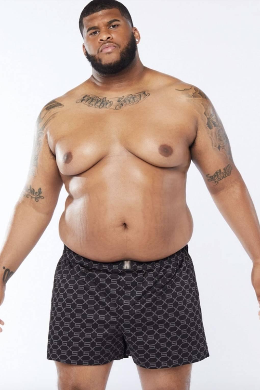Gay love chubby Big Gay