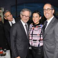 George Clooney & Stephen Spielberg