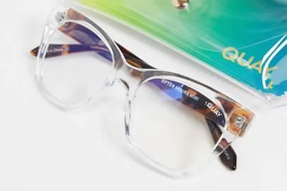 Best Blue Light Blocking Glasses UK: Quay @ ASOS