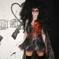 Heidi Klum Halloween 2005