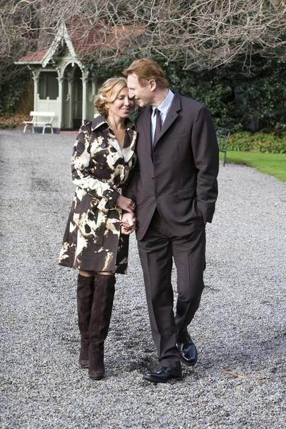 Liam Neeson & Natasha Richardson death - 60 Minutes