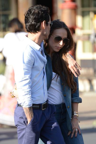 Chloe Green & Marc Anthony