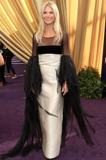 Gwyneth Palthrow in Valentino