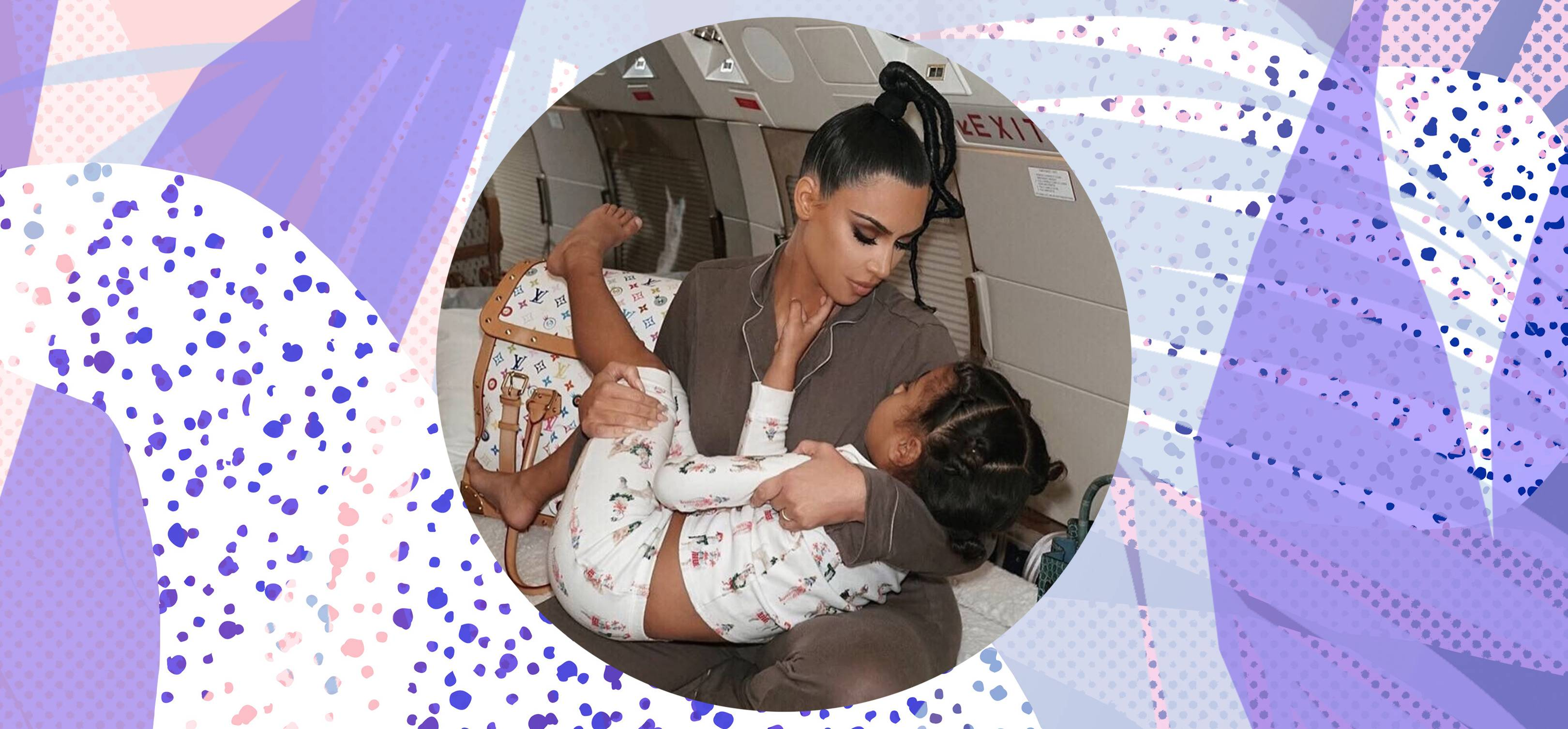 fa934ea71fc This video of Kim Kardashian explaining to North why she s famous is the  cringest thing you ll see all day. So awkward.