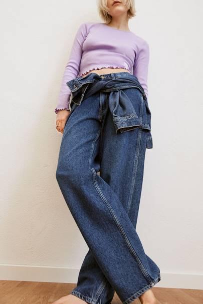 Best sustainable boyfriend jeans