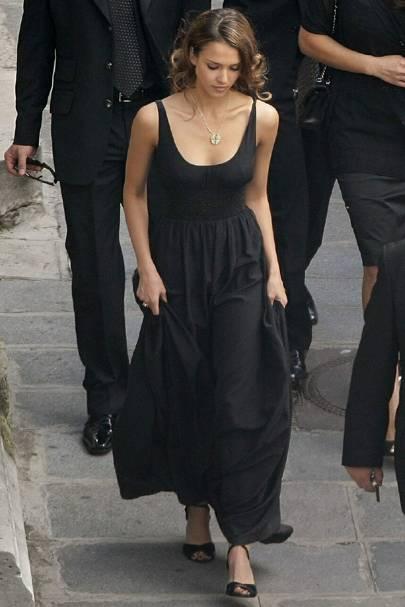 Jessica Alba, 2007