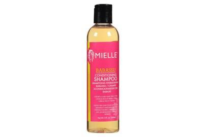 The sulphate-free shampoo