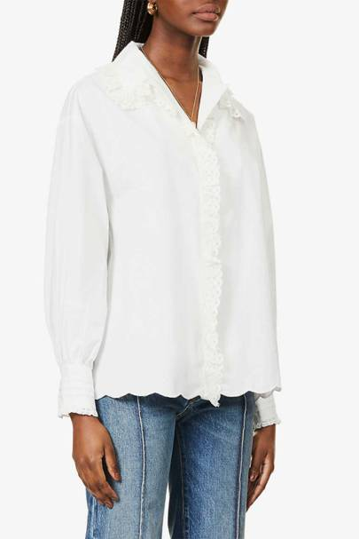 Best Women's White Shirts - Never Fully Dressed