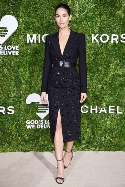 7fe8e5ea950 Celebrities Wearing Sequin Dresses, Skirts & Jackets (& looking ...