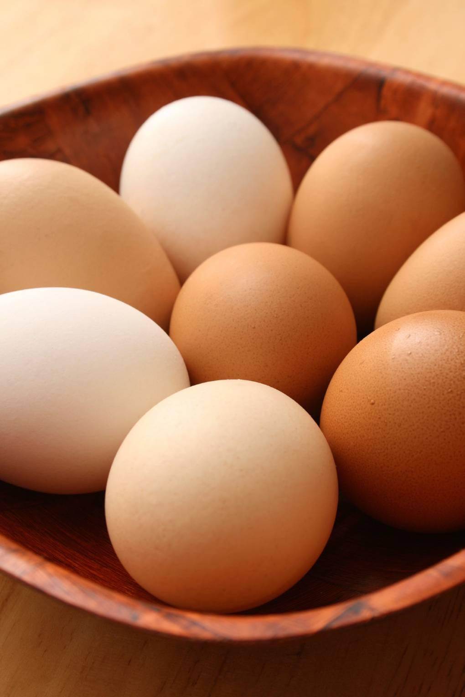 Manger des œufs durs