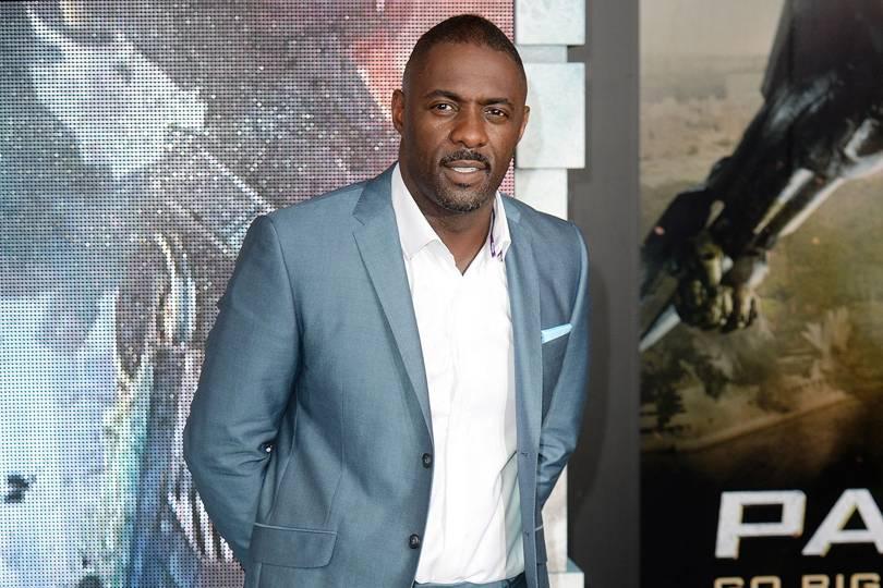 Idris Elba   Glamour UK