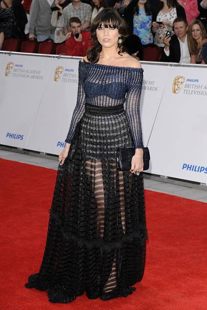 DON'T #16: Daisy Lowe at the BAFTAs, May
