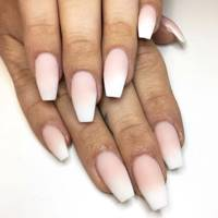 The Minimalistic Look Can Also Be Worn With A Matte Finish Try Essie S About You Top Coat 8 99 To Achieve Similar Effect At Home