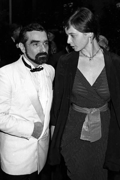 Isabella Rossellini & Martin Scorsese
