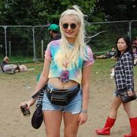 Joanna Felton, Glastonbury Festival