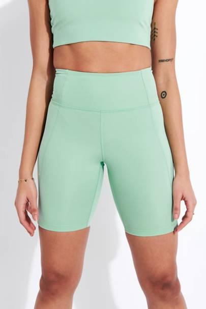 The cycling shorts