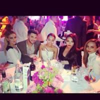 Adam Lambert & Little Mix