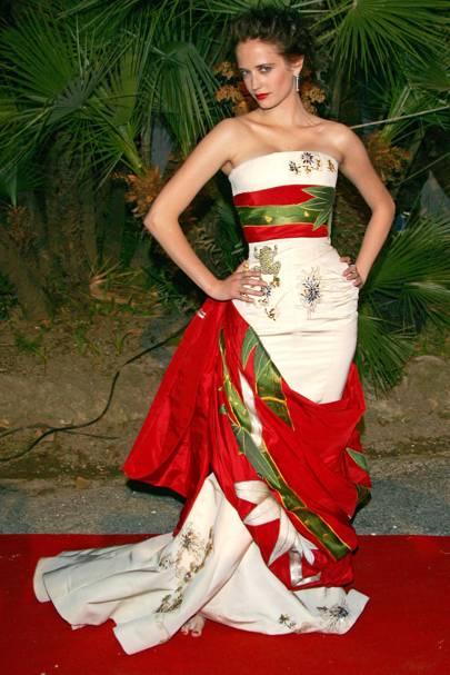 Eva Green - Cannes 2007