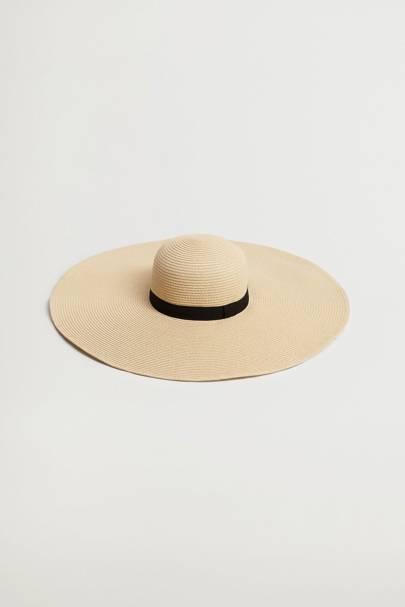 Best Sun Hats: Straw Hat