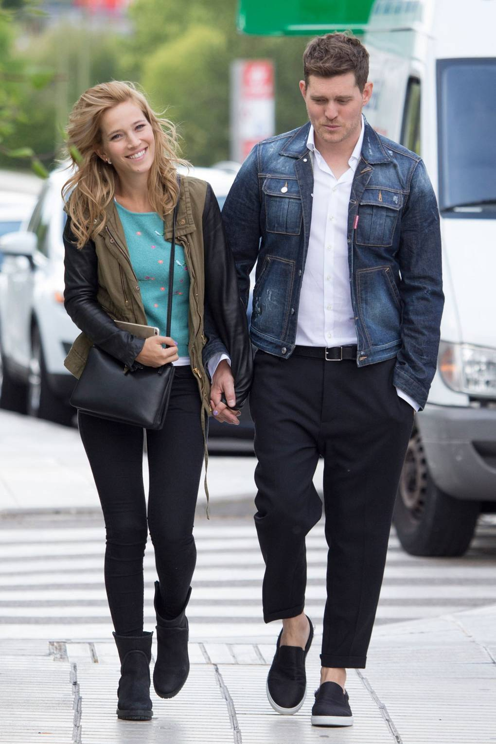 Michael buble baby name with wife luisana lopilato glamour uk m4hsunfo