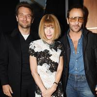 Bradley Cooper, Anna Wintour and Tom Ford