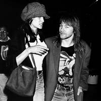 Stephanie Seymour & Axl Rose