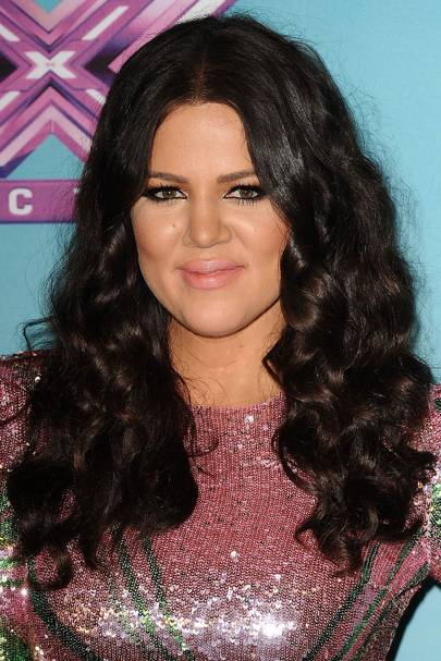 Khloe Kardashian Hair Beauty Looks Khlo S Latest Makeup