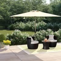 Best Garden Furniture To Leave Outside: Best Parasol