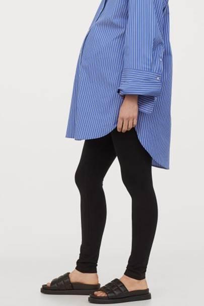 Best black leggings for expectant mums