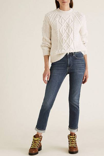 Best petite jeans with stretch