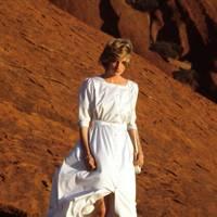 Princess Diana in 1983