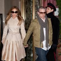 10. Jennifer Lopez and Casper Smart