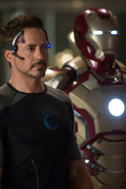 FILM: Iron Man 3