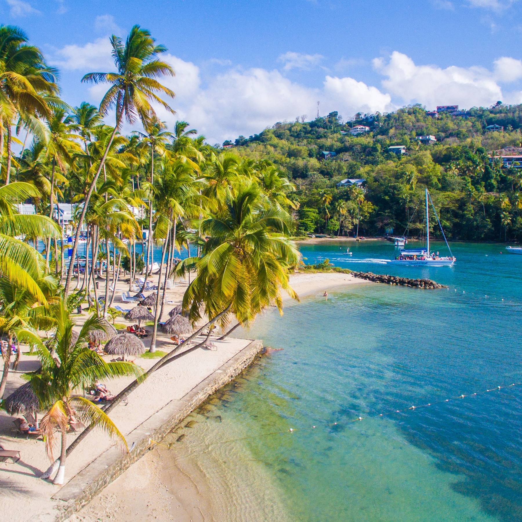 St Lucia Capella Marigot Bay Review   Glamour UK