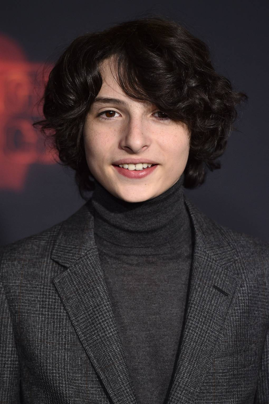 Finn Wolfhard from Very Strange Affairs got a new role in big cinema 01/21/2018 100