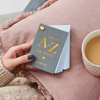 Unusual Personalised Gifts For Her: the personalised book
