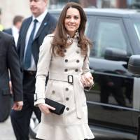 Kate Middleton – In The Trenches
