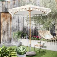 Best parasol for outdoor entertaining