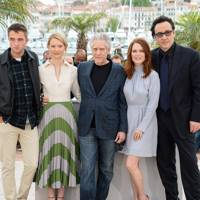 Maps To The Stars cast