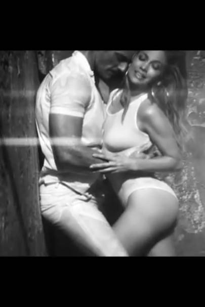 Jennifer Lopez and David Gandy