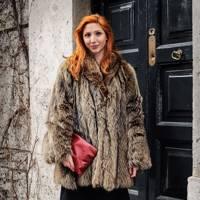 Alessandra Franzini, Fashion Student, Milan