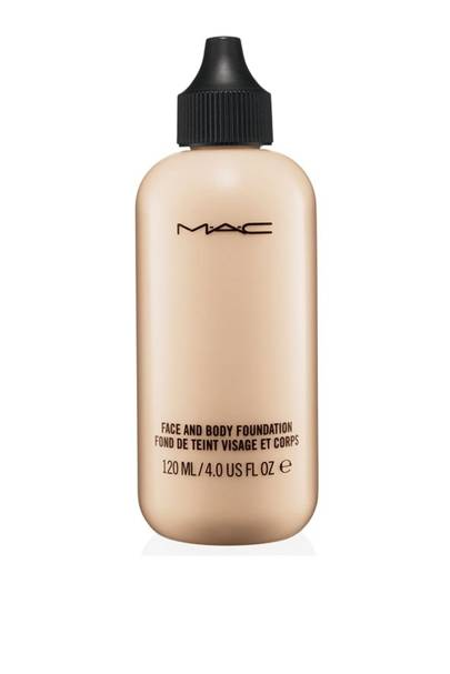 Best face and body foundation