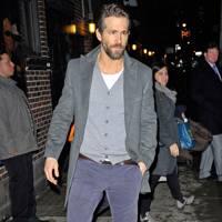 Best Dressed Man: Ryan Reynolds