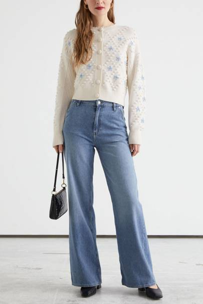& Other Stories Sale Wide Leg Jeans