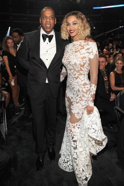 Beyonce Wedding Dress Truth By Tina Knowles Glamour Uk