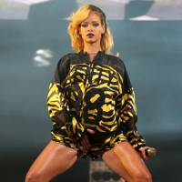 Rihanna at T In The Park
