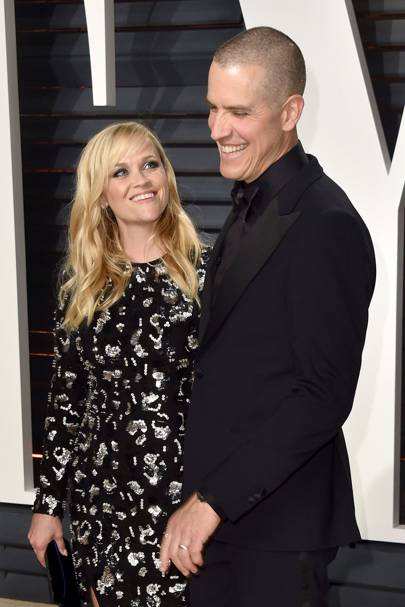 Reese Witherspoon Just Shared The Cutest Wedding Anniversary Message For Husband Jim Toth Getty Images