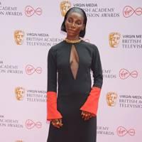 BAFTA TV Red Carpet: Michaela Coel
